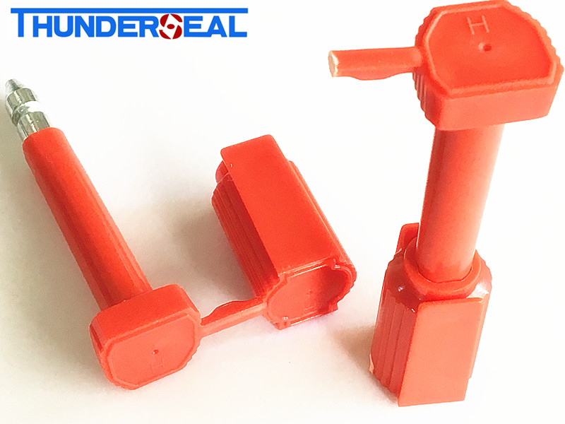Heavy duty bolt seal