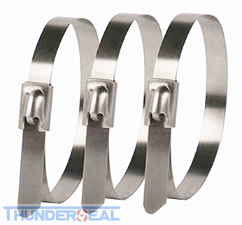 Lock-self Locking Stainless Steel Cable ties