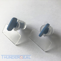High safe meter seal- Toolless Roto-Seal - Wire Seal